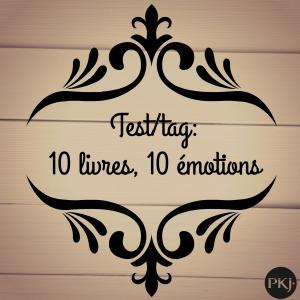 10 livres 10 émotions